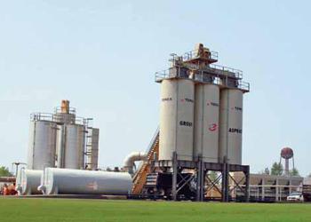Асфальтобетонный завод производительностью 80-160 т/ч